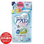 ライオン アクロン ナチュラルソープの香り つめかえ用 400ml LION [free]