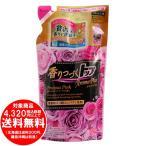 ライオン 香りつづくトップ Aroma Plus Precious Pink つめかえ用 320g  柔軟剤入り超コンパクト洗剤 [free]