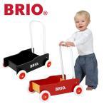 BRIO ブリオ 手押し車(手押し車 赤ちゃん 木製 おしゃれ おもちゃ 手押し 車 ベビー用品 赤ちゃん用品 お祝い ギフト)
