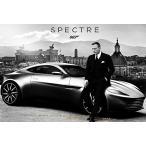 映画 007 スペクター ポスター 約90x60cm 007 SPECTRE ジェームズ ボンド ダニエル・クレイグ クリストフ・ヴァルツ