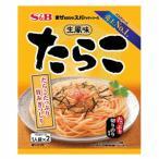 [10個セット]エスビー食品 まぜるだけのスパゲッティソース 生風味たらこ 53.4g×10個※軽減税率対象