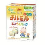 (ハンディパック3袋付き!)森永フォローアップミルク チルミル エコらくパック つめかえ用 800g(400g×2袋)+(ハンディパック3袋)