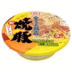 (1ケース販売)徳島製粉 金ちゃん飯店 焼豚ラーメン 156g×12個入