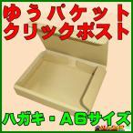 ダンボール箱ゆうパケット・クリックポスト用A6・ハガキサイズ(段ボール箱)10枚(外寸:160×123×29mm)(3ミリ厚)