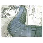 三菱ケミカル ポリカ板 ステラ 縦100〜910×横2001〜3000 厚み2(単位はmm) 【カーポート・テラスの屋根の修理、雨漏りなどのメンテナン
