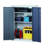 ショッピング屋外 タカヤマ物置 TMH TMH-1167    『スチール製の屋外用小型物置・収納庫シリーズ』
