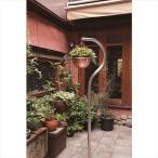 愛紳照明 San Francisco Flower 本体 #SO-60 ステンレス(SUS305)製 『銅製鉢植 DW300 ×1個 、吊り下げ金具
