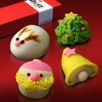 クリスマス和菓子(上和生菓子 聖夜)