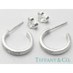 TIFFANY&CO. (ティファニー) 1837フープピアス (S) 並行輸入品  スターリングシルバー