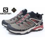 サロモン ゴアテックス メンズ トレッキングシューズ SALOMON X ULTRA 3 GORE-TEX L40674900