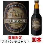 ナギサビール アイパッチスタウト 330ml 30本セット クラフトビール 渚ビール なぎさビール 和歌山県 白浜町 南紀白浜 nagisa beer