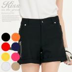 スーパーストレッチ素材の多機能ショートパンツ/ゴルフ ウェア レディース 女性用/商品番号: 6745-5050