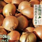 玉ねぎ 10kg (Lサイズ) 北海道長沼産たまねぎ (北もみじなど) 玉葱タマネギ 黄玉葱 札幌黄の品種改良品送料無料