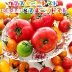 カラフルミニトマト&フルーツトマト ミニとまと900g フルーツとまと3個はギフトに最適※只今、発送中!