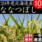ななつぼし -お試し 特A米  お米 10kg 北海道JA東川町産 検査一等米 平成29年