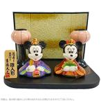 ■ ディズニー 磁器 雛人形 : 新品