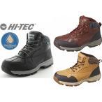HI-TEC (ハイテック) メンズ/レディース ウィンターブーツ HT BTU05 ダ-トム-アWP