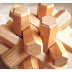 ウッディパズル 組木12本組 木製 パズル ウッドクラフト 木のおもちゃ インテリア