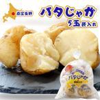 北海道南富良野産 バタじゃが 5玉 じゃがいも