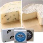 カマンベール&ブルーチーズ 2個ギフトセット化粧箱入2−B北海道本格派チーズ 夢民舎