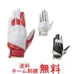 ミズノプロ(mizuno pro) 守備用手袋 1EJED210(左手) 1EJED211(右手)【ネーム刺繍無料/送料無料/野球用品】