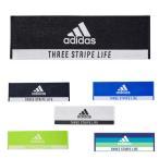 アディダス(adidas) スポーツタオル ADJT884 汗ふき メール便サイズにして発送 ラッピング対応 プチギフト 名入れ 限定商品