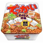 『カップ麺』 マルちゃん でっかいやきそば弁当 12個入