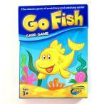 Continuum Games Go Fish クラシックカードゲーム 楽しい 3歳以上