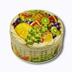 チャーチル ミックスフルーツ(缶入りフルーツキャンディ) 輸入食品