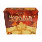 テロワール メープルシロップクリームクッキー 輸入食品