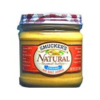スマッカーズ ナチュラルピーナッツバター 輸入食品