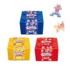 キャンディブロックケースS 30g(15g×2袋) 18セット 100001962 かわいい ラムネ菓子 お徳用