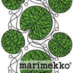 《1.5mまでメール便送料無料》マリメッコ  ボットナ 生地 選べる3色 (30cm以上〜10cm単位で切り売り) 《ファブリック》 【MARIMEKKO 北欧 布】
