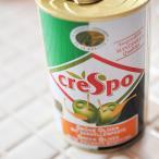 crespo/クレスポ スタッフドオリーブ アンチョビ (缶) 【グリーンオリーブ】 《food》<120g>