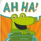 AH HA !/バーゲンブック{Jeff Mack19 Import 洋書 児童洋書 児童 子供 こども 英語 えいご}