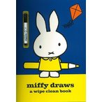 miffy draws a wipe clean book/バーゲンブック