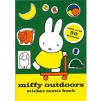 miffy outdoors sticker scene book/バーゲンブック
