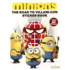 minions THE ROAD TO VILLAIN−CON STICKER BOOK/バーゲンブック