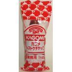 カゴメ トマトケチャップ 1kg 業務用赤キャップ  おなじみのトマトケチャップ 洋風 和風 中華等ジャンルに問わず幅広く使えます