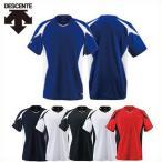 野球 ユニフォーム ベースボールシャツ デサント DB-116 レギュラーシルエット