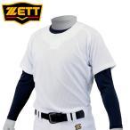 特価 野球 ユニフォーム 練習用メッシュシャツ ゼット メカパンライト BU1083MPS メッシュプルオーバーシャツ