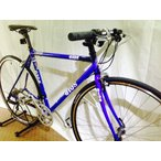 ジオス アンピオ 通勤、通学、待ち乗りに最適なクロスバイク