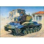 1/35スケールプラモデル イギリス・マークII型巡航戦車(A10)3タイプ作成可