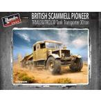 1/35スケールプラモデル WWII イギリス スキャンメルパイオニア 戦車運搬車(TRMU30+TRCU30)セット