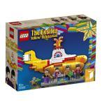 レゴ (LEGO) アイデア イエローサブマリン 21306