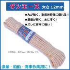 ダイヤロンロープ 【ダンエース】 太さ12mm 30m巻