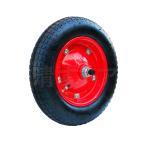 13インチ エアータイヤ 軸棒付 A13 タチホ 3.25/3.00-8 一輪車 ネコ 玉押し用 替えタイヤ