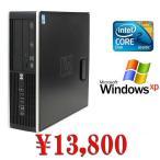 ショッピング中古 中古デスクトップパソコン 送料無料 Windows XP Pro&DtoD機能 HP 6000Pro Core2Duo-2.93GHz メモリ2GB HDD80GB DVD