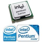 ヤマトメール便送料 代引き使用不可無料 Inter E5200 Pentium 2.50GHz 2M 800 LGA775 中古 動作確認済