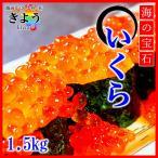 【旨いくらの醤油漬け『1.5kg』】厳選/送料無料/大盛り/低コレステロール/健康食